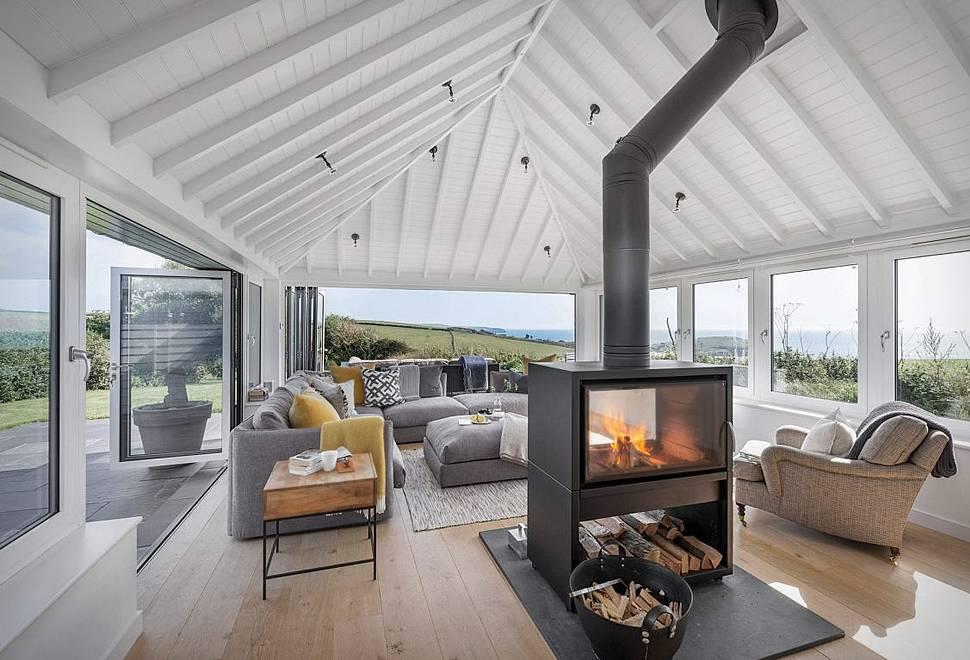 Arquitetura - Casa South Hams Coastal   Woodford Architecture