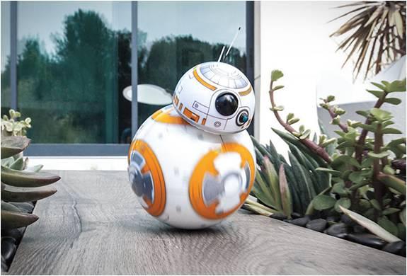 Robô Star Wars Droid Bb-8 - Imagem - 2