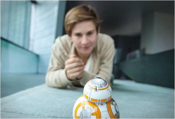 Robô Star Wars Droid Bb-8 - Imagem - 3