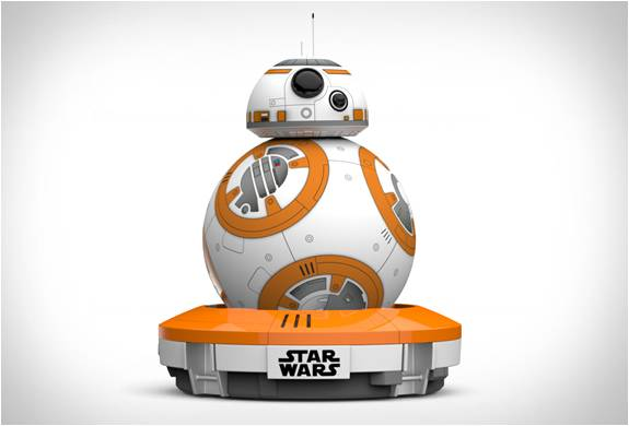 Robô Star Wars Droid Bb-8 - Imagem - 5