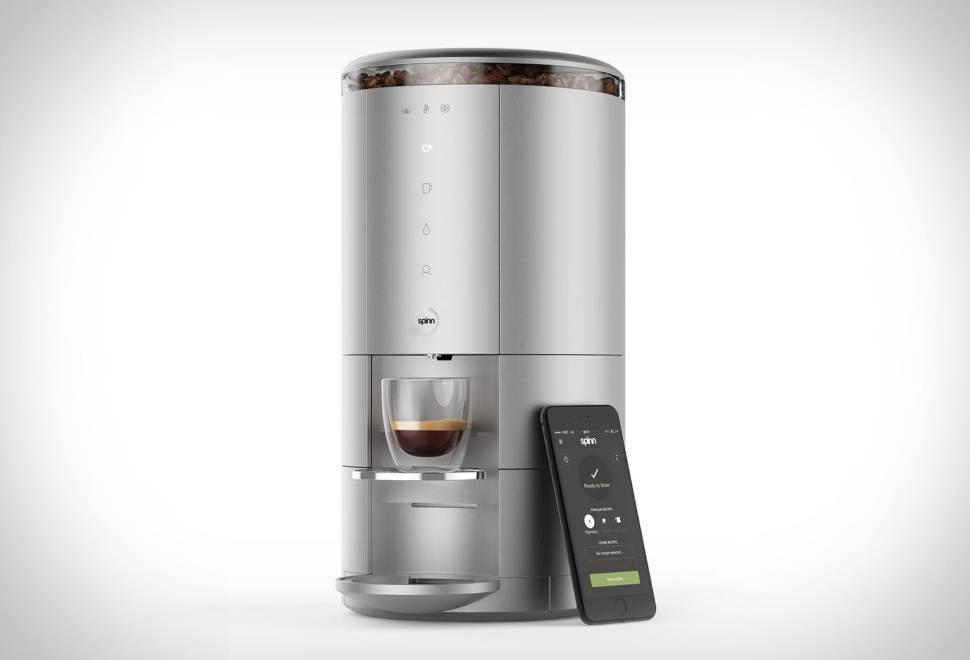Máquina de Café Spinn