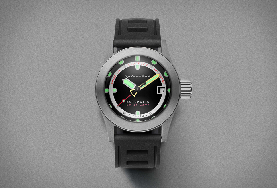 Relógio de Mergulho de Edição Limitada - Imagem - 1
