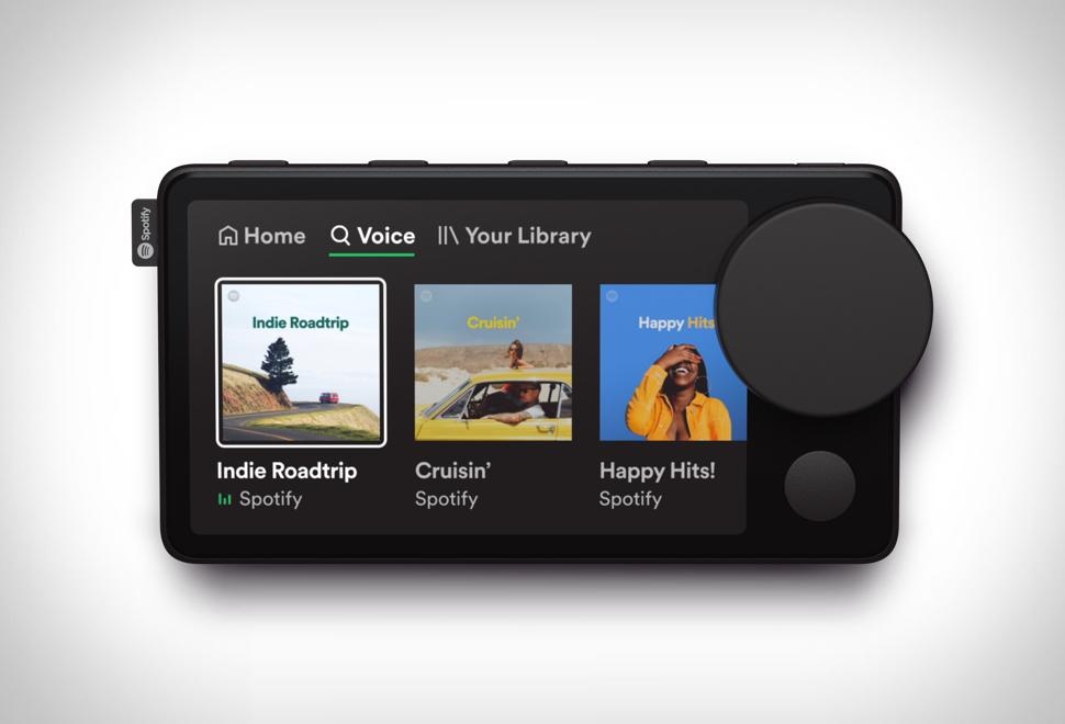 O Spotify acaba de lançar um player inteligente para o seu carro - SPOTIFY CAR THING - Imagem - 1