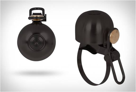 BUZINA PARA BICILCETAS- SPURCYCLE BICYCLE BELL - Imagem - 5