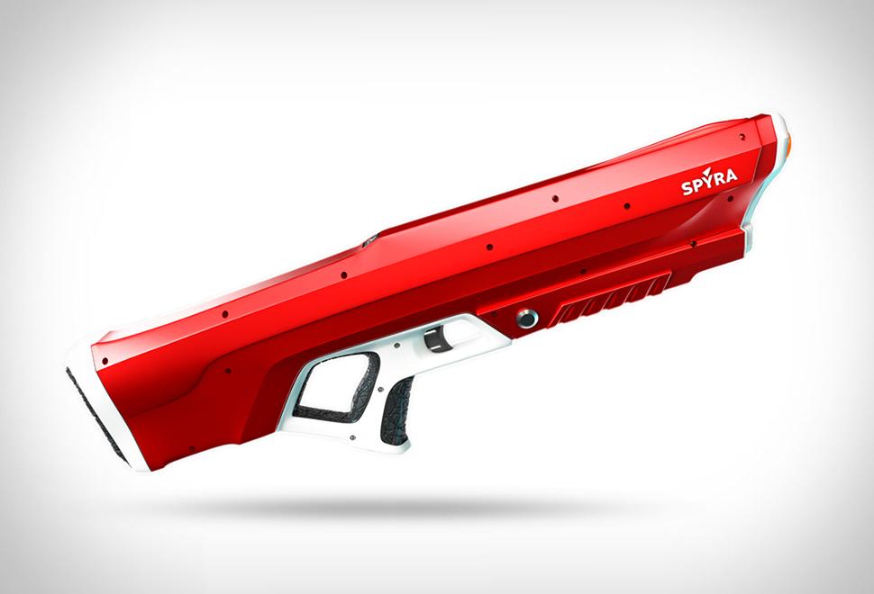 Pistola de água elétrica Spyra - Imagem - 1