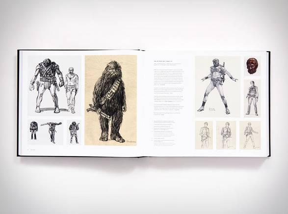 Livro: Arte Star Wars - Imagem - 3