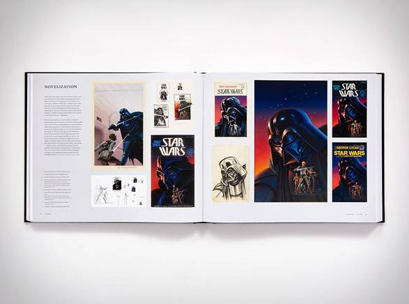 Livro: Arte Star Wars - Imagem - 4