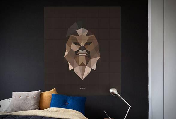 Painel de Parede de Star Wars - Imagem - 2