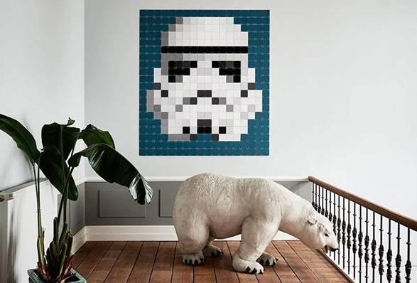 Painel de Parede de Star Wars - Imagem - 3