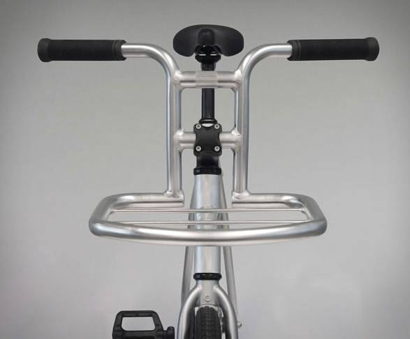 Guidão e Transportador para Bicicletas | Steer Carrier - Imagem - 4