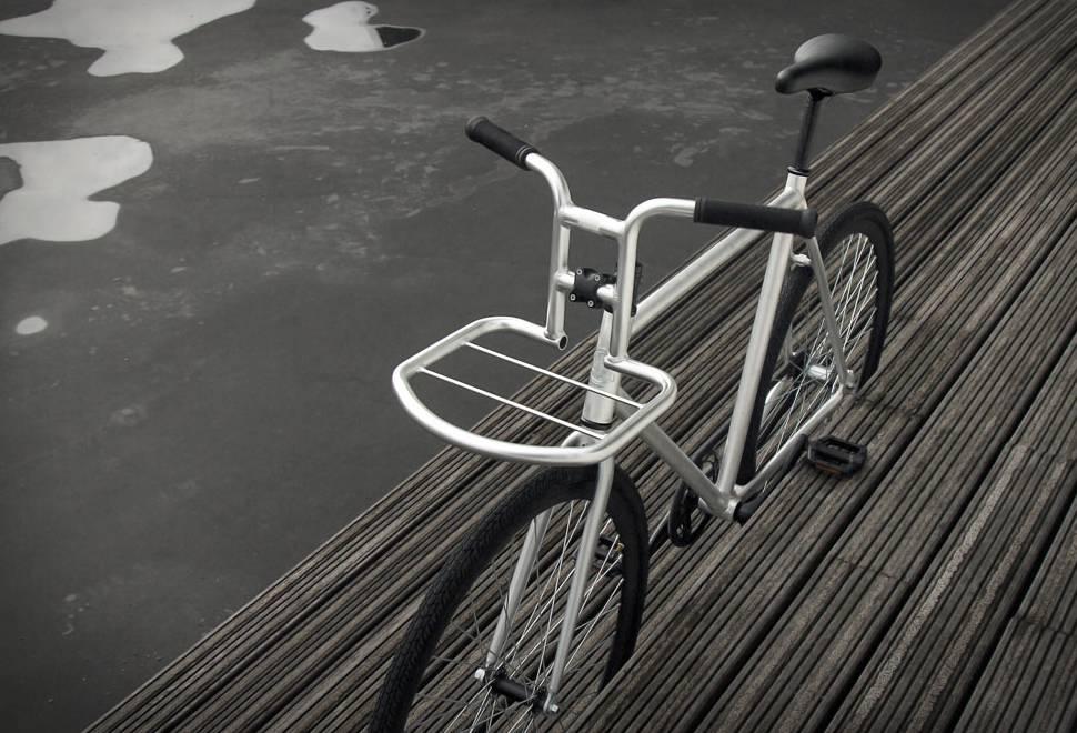 Guidão e Transportador para Bicicletas   Steer Carrier - Imagem - 1