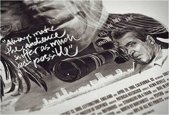 COLEÇÃO DE RETRATOS DE DIRETORES FAMOSOS DE HOLLYWOOD - MOVIE DIRECTOR PORTRAITS - Imagem - 3