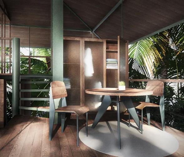 Casas Pré-Fabricadas - STILT STUDIOS - Imagem - 3