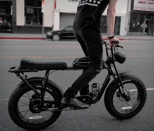 Bicicleta Elétrica - Super73-S1 E-Bike - Imagem - 4