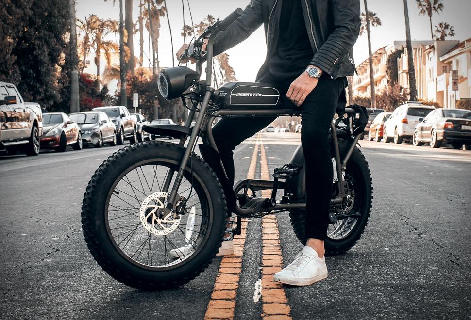 Bicicleta Elétrica - Super73-S1 E-Bike - Imagem - 1
