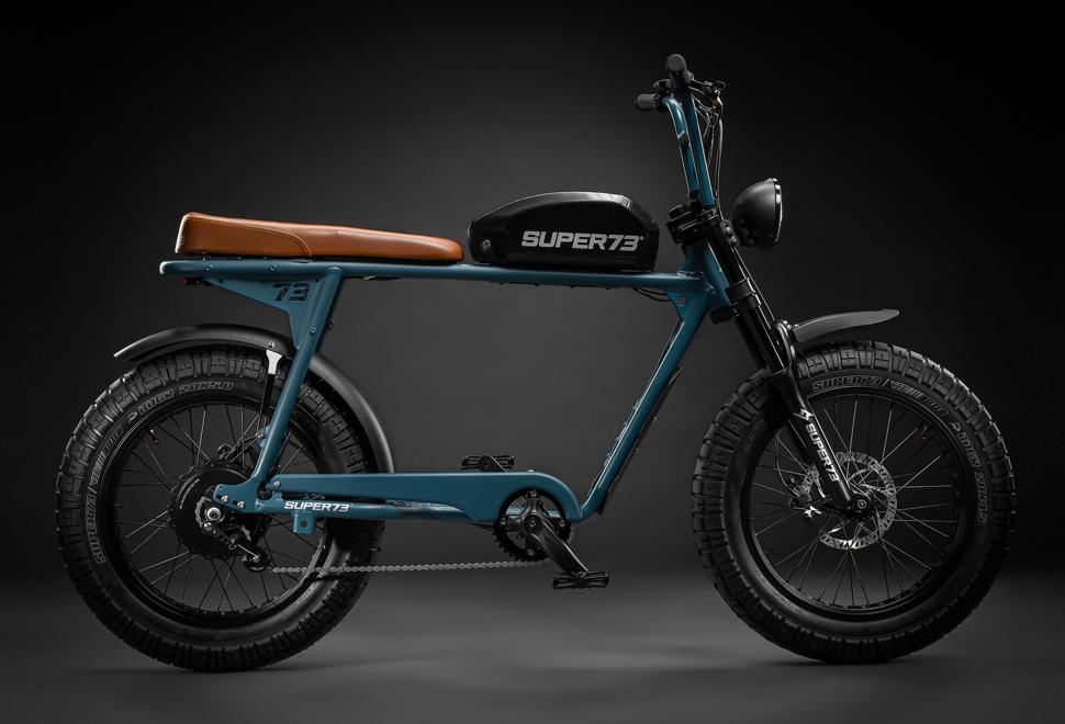 Bicilceta elétrica Super73 S2 E-Bike - Imagem - 1