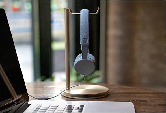SUPORTE PARA HEADPHONES - JUST MOBILE HEADSTAND - Imagem - 4