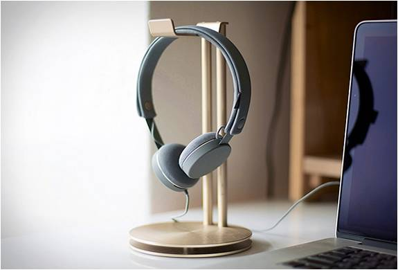 SUPORTE PARA HEADPHONES - JUST MOBILE HEADSTAND - Imagem - 5