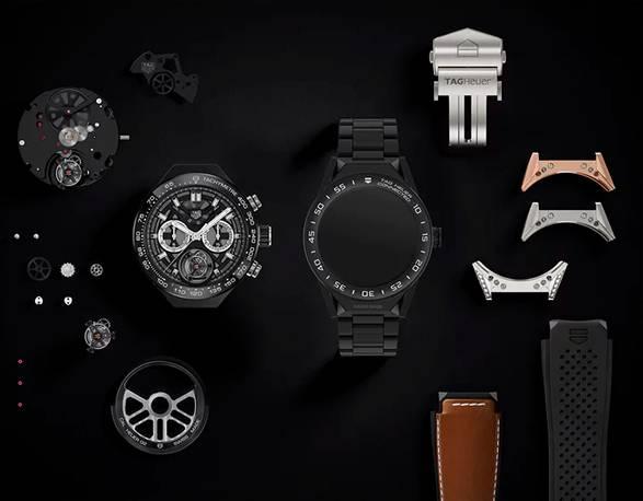 Smartwatch Modular 45 | TAG Heuer - Imagem - 3