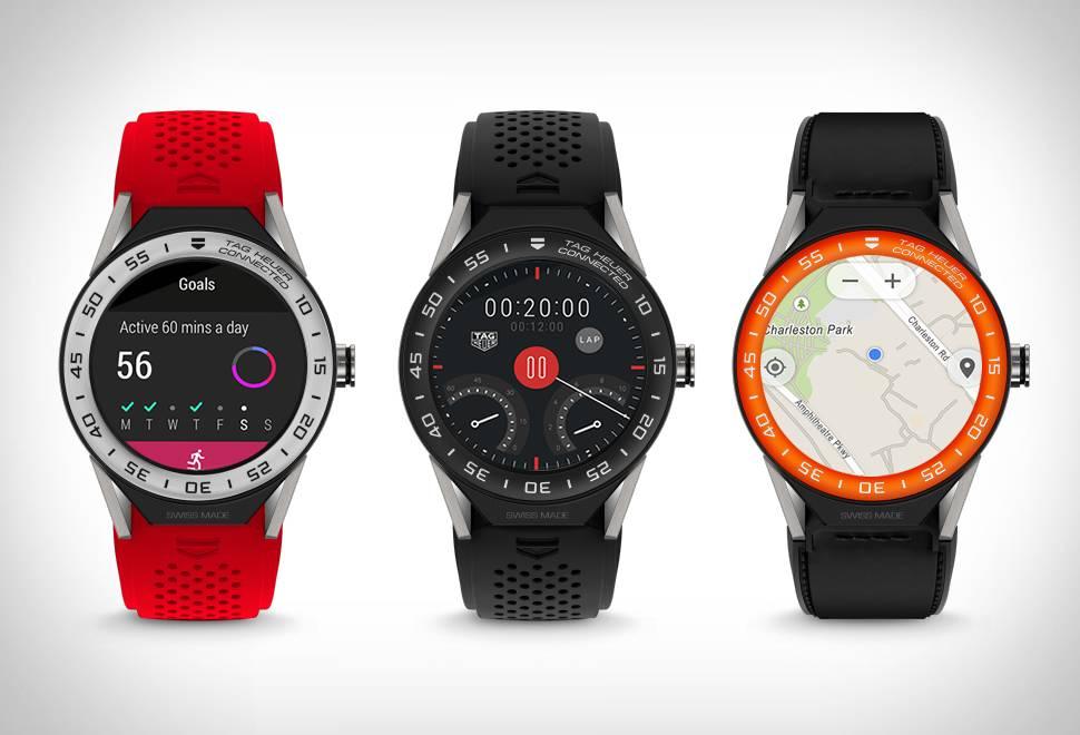 Smartwatch Modular 45   TAG Heuer - Imagem - 1