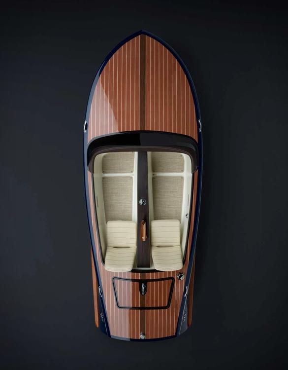 Barco Elétrico - Tahoe-14 Electric Boat - Imagem - 4