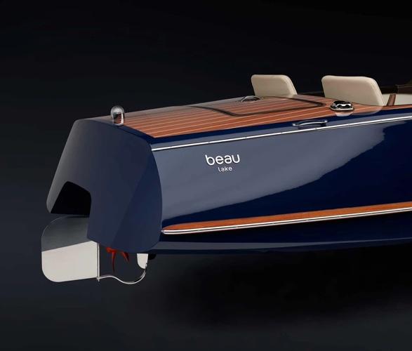 Barco Elétrico - Tahoe-14 Electric Boat - Imagem - 2