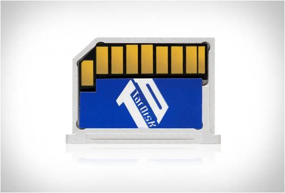 Armazenamento Últra Rápido TarDisk - Imagem - 2