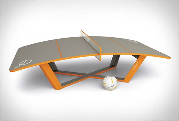 Novo Esporte Teqball - Imagem - 1