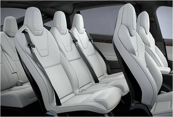 SUV Elétrica Tesla - Modelo x - Imagem - 4