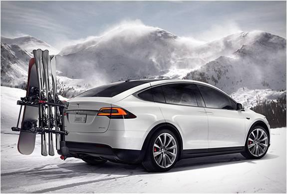 SUV Elétrica Tesla - Modelo x - Imagem - 5