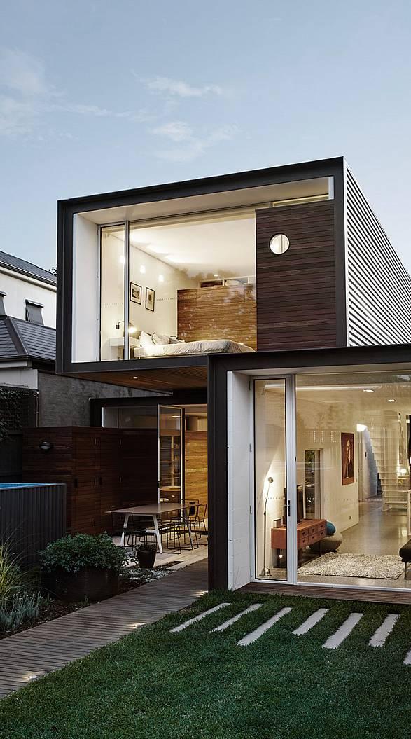 Arquitetura - That House | Austin Maynard Architects - Imagem - 2