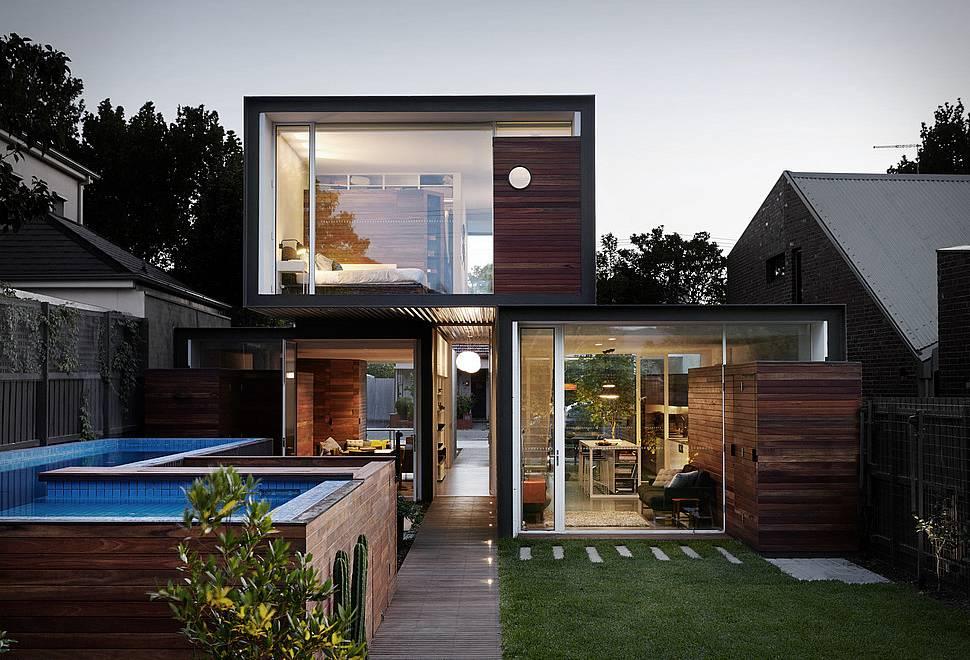 Arquitetura - That House | Austin Maynard Architects - Imagem - 1