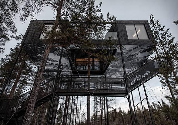 Arquitetura - Casa na Árvore - O Sétimo Quarto - Imagem - 2