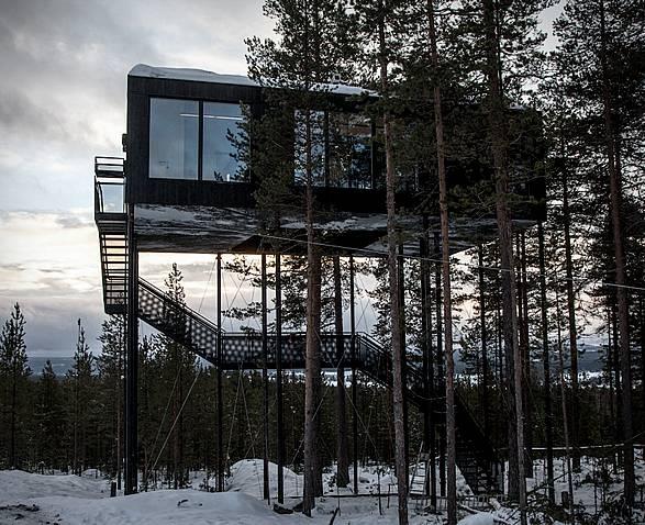 Arquitetura - Casa na Árvore - O Sétimo Quarto - Imagem - 3