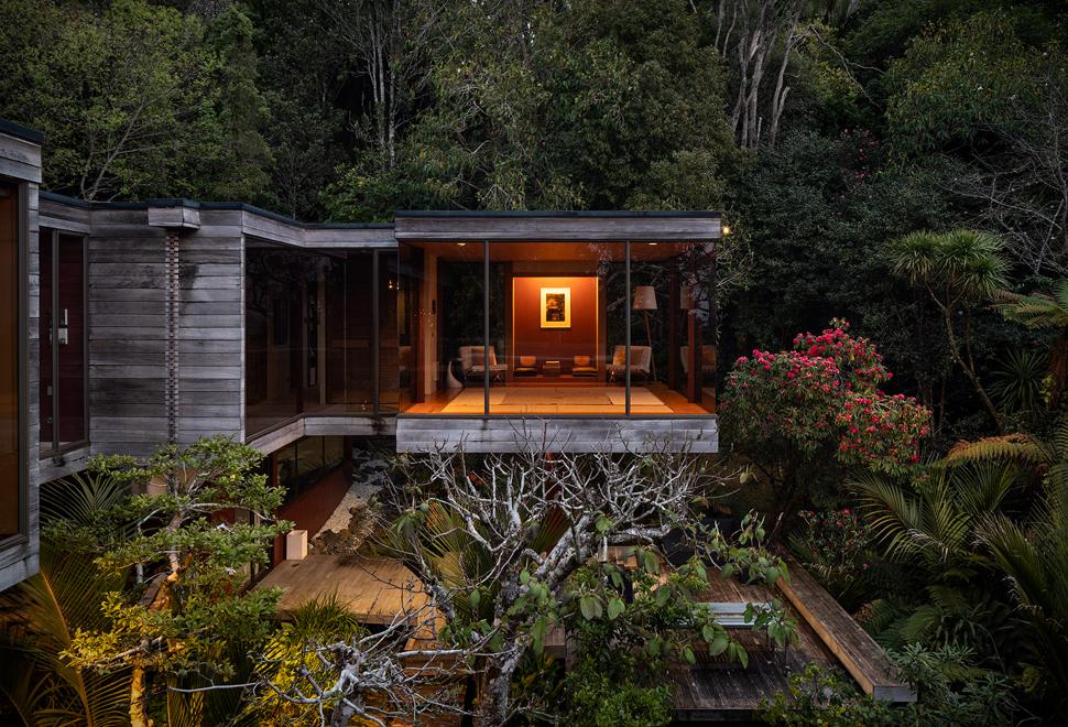 Casa Flutuante na Floresta - BRAKE HOUSE - Imagem - 1