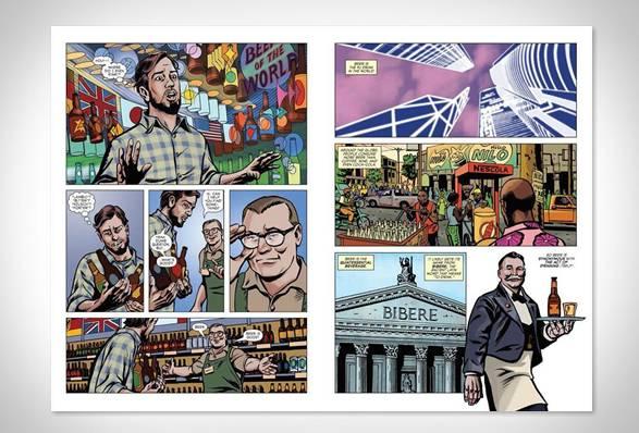 O Livro de História em Quadrinhos da Cerveja - Imagem - 2