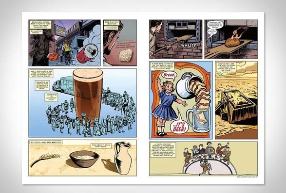 O Livro de História em Quadrinhos da Cerveja - Imagem - 3