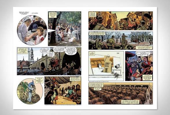 O Livro de História em Quadrinhos da Cerveja - Imagem - 4