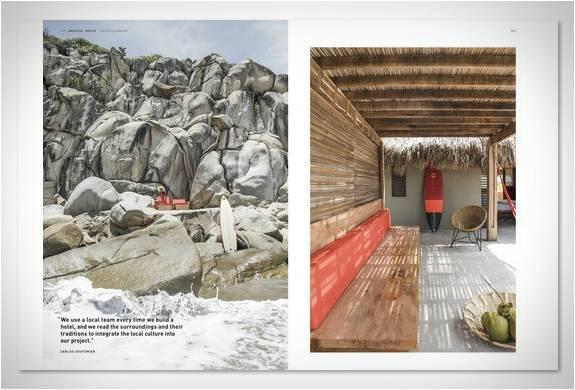 Livro de viagens com hot is de luxo the design hotels for The design hotels book