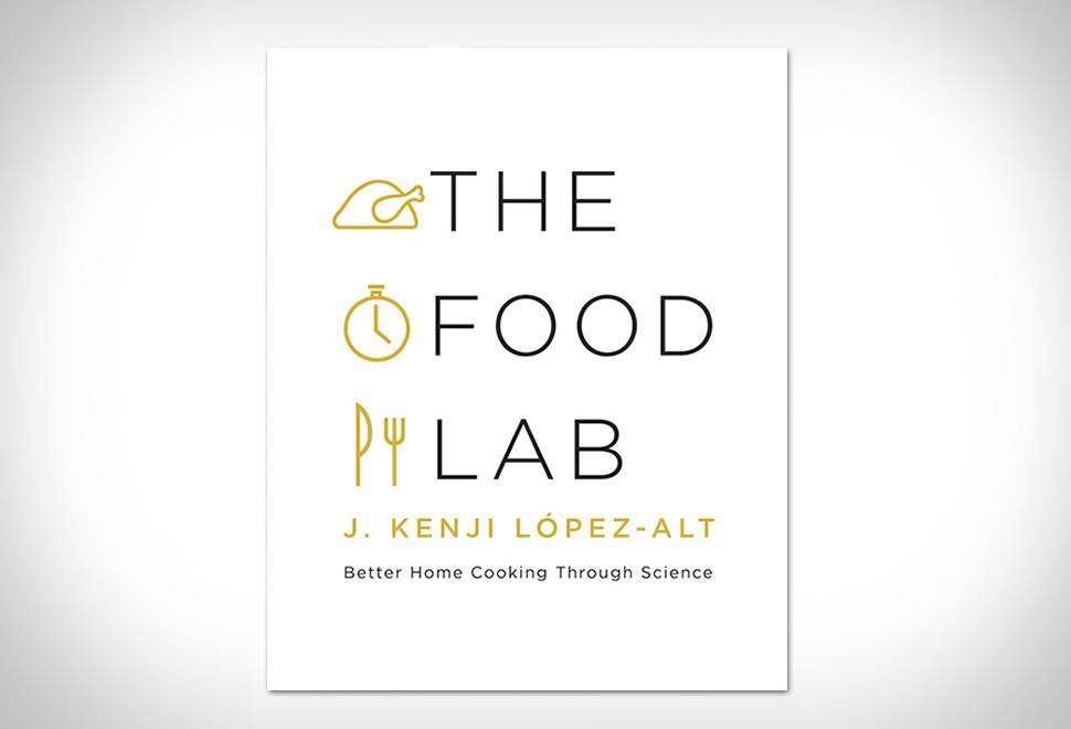 Livro O Laboratório dos Alimentos - Imagem - 1