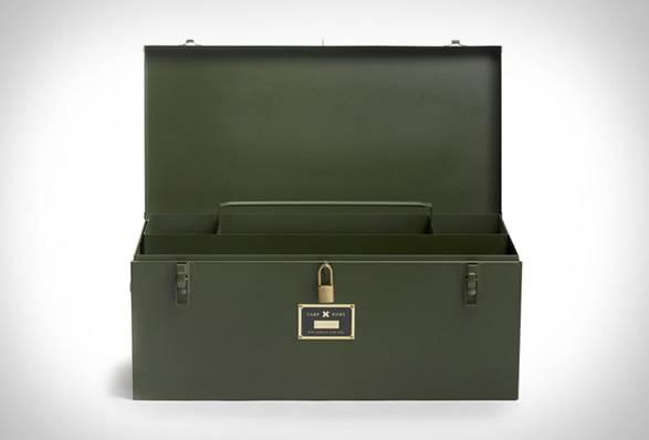 Caixa Organizadora em Aço - Imagem - 2