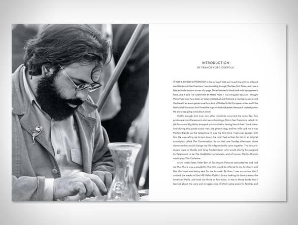 Livro: The Godfather Notebook - Imagem - 5