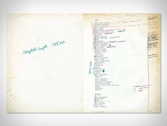 Livro: The Godfather Notebook - Imagem - 2