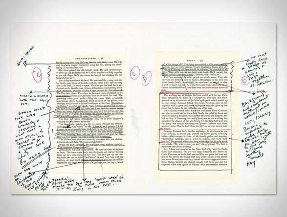 Livro: The Godfather Notebook - Imagem - 3