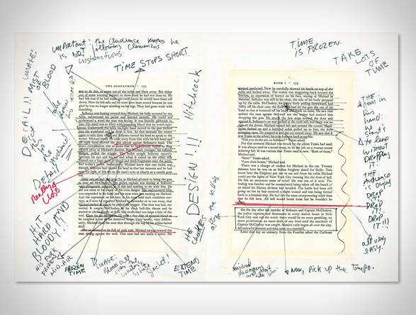 Livro: The Godfather Notebook - Imagem - 4