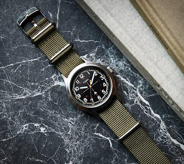 Relógio Militar Told Snyder e Timex - Imagem - 2