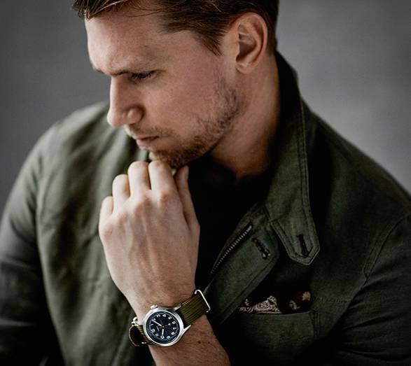Relógio Militar Told Snyder e Timex - Imagem - 3
