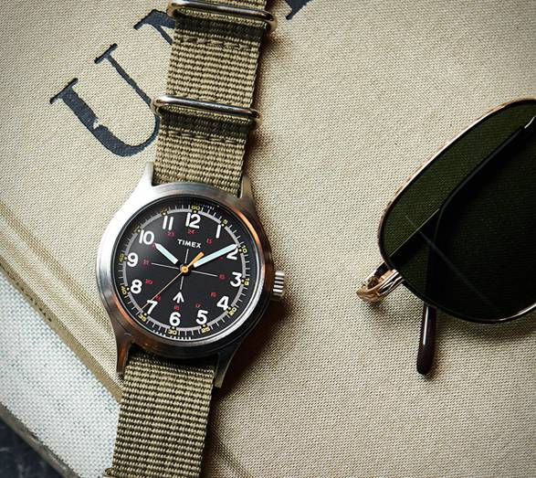 Relógio Militar Told Snyder e Timex - Imagem - 4