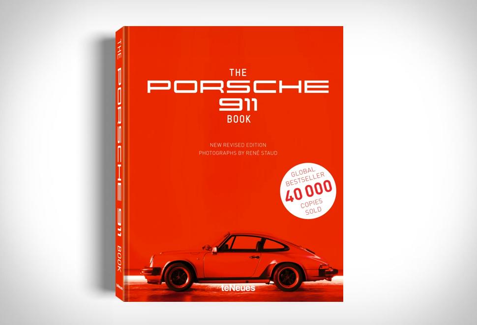 O livro do Porsche 911