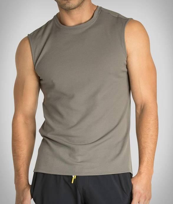 Camiseta Terminal Sem Mangas | OLIVERS - Imagem - 2